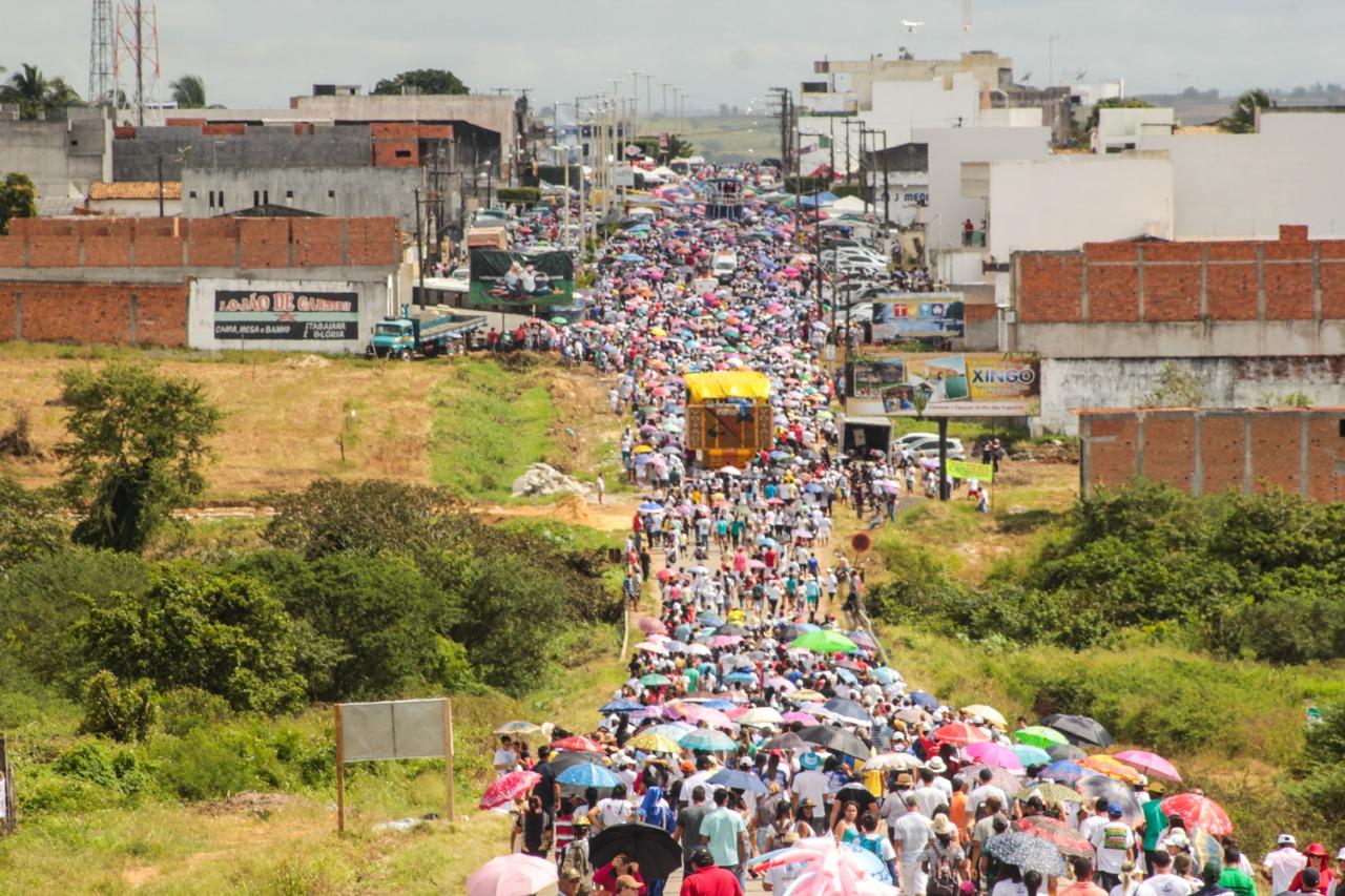 Nossa Senhora Aparecida Sergipe fonte: imagens.f5news.com.br