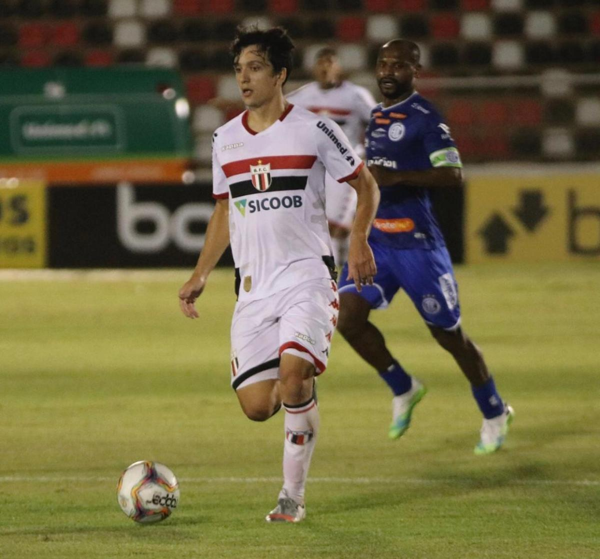 Foto: ascom/ Botafogo