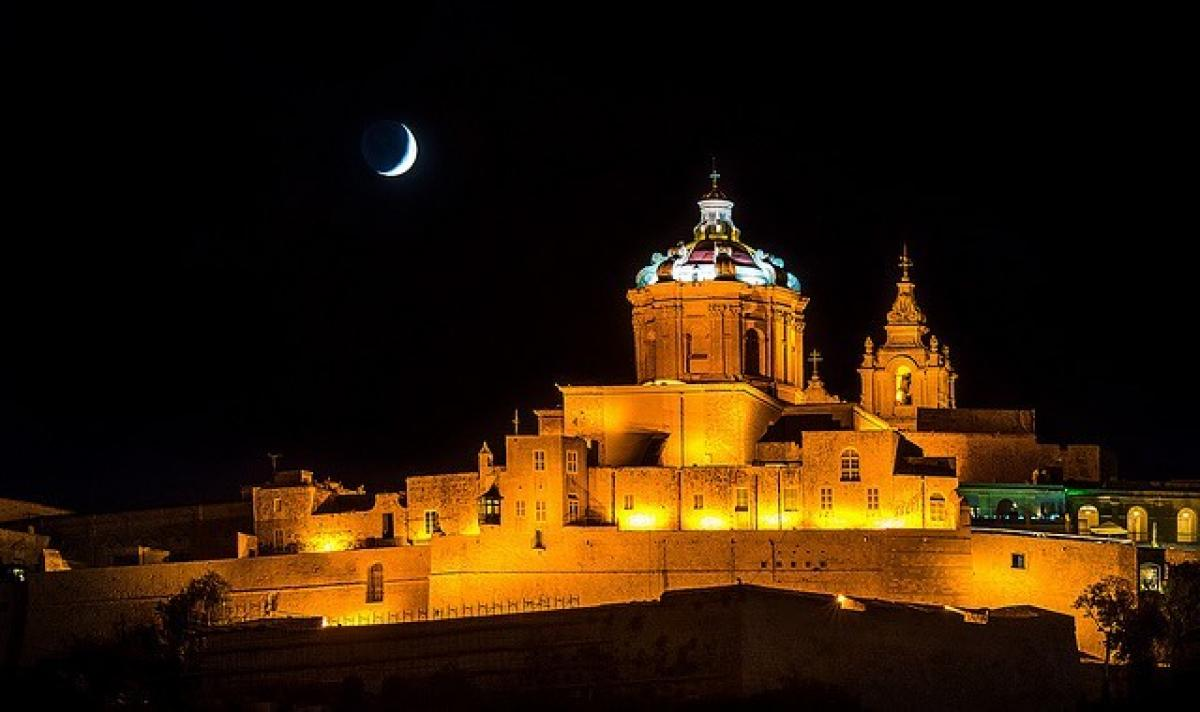 Mdina, cidade Árabe, que foi Cenário de Games of Thrones