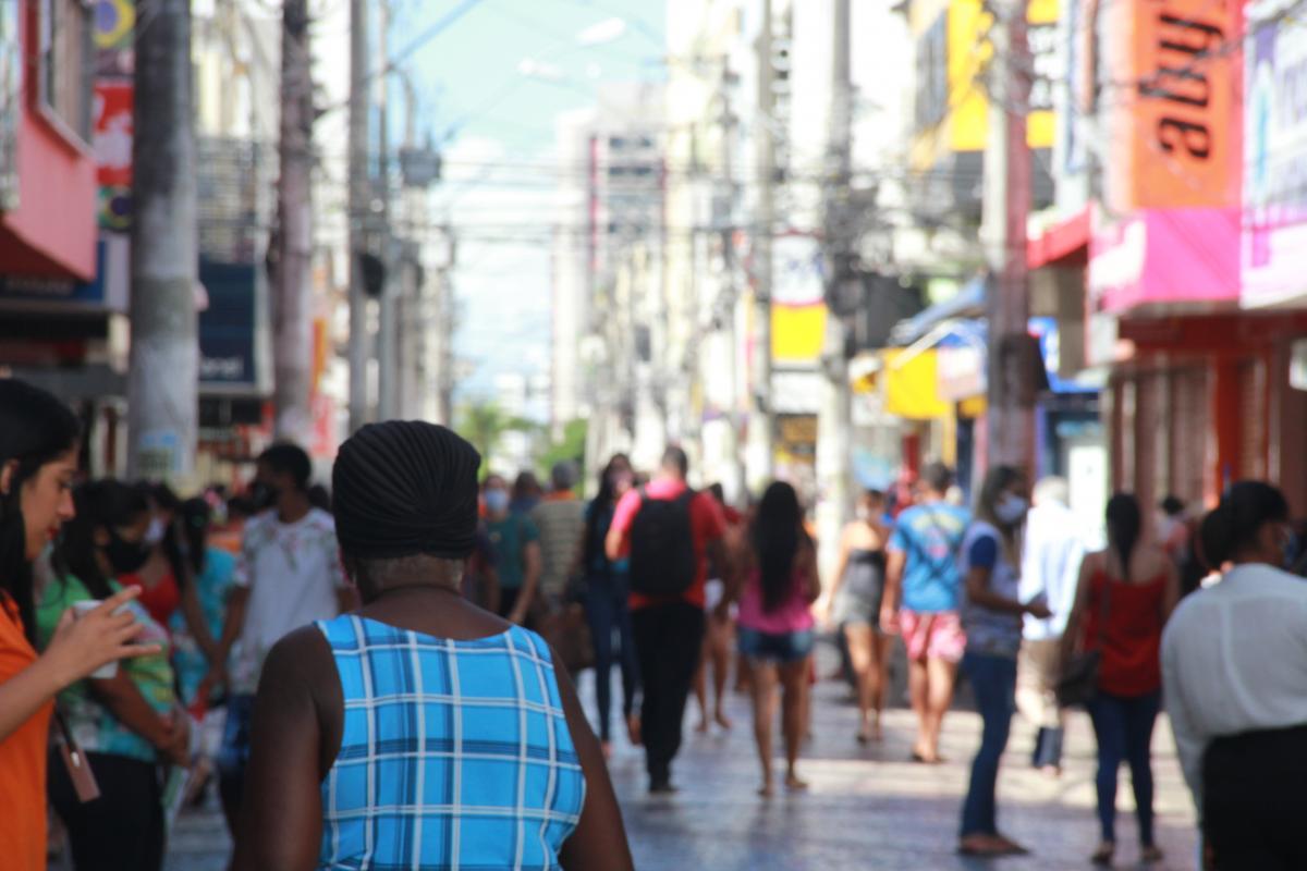 Capital sergipana tem ritmo acelerado de crescimento populacional. Foto: Will Rodriguez/F5