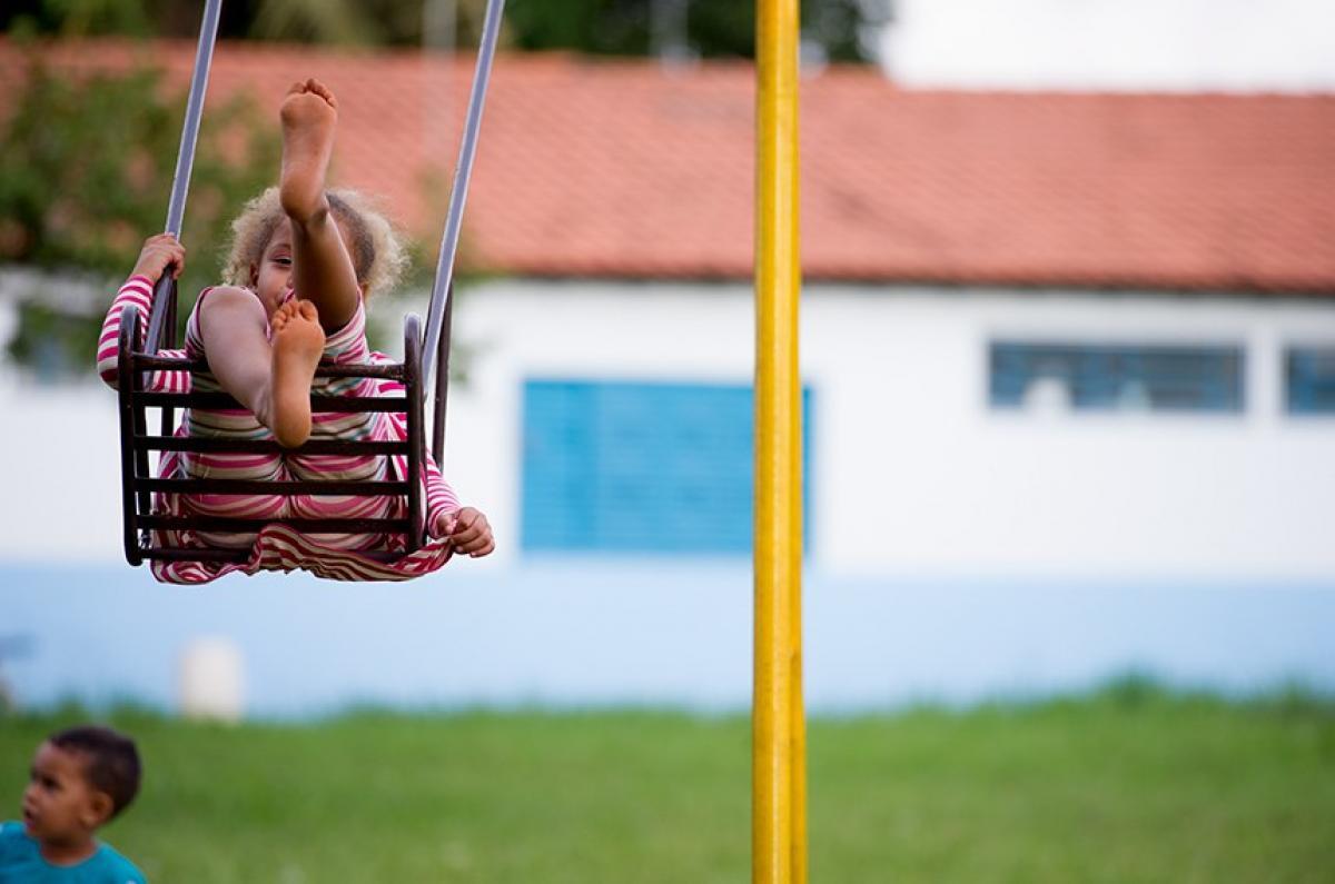 Brasil tem 31 mil crianças e adolescentes vivendo em abrigos. Foto: Lia de Paula/AgênciaSenado