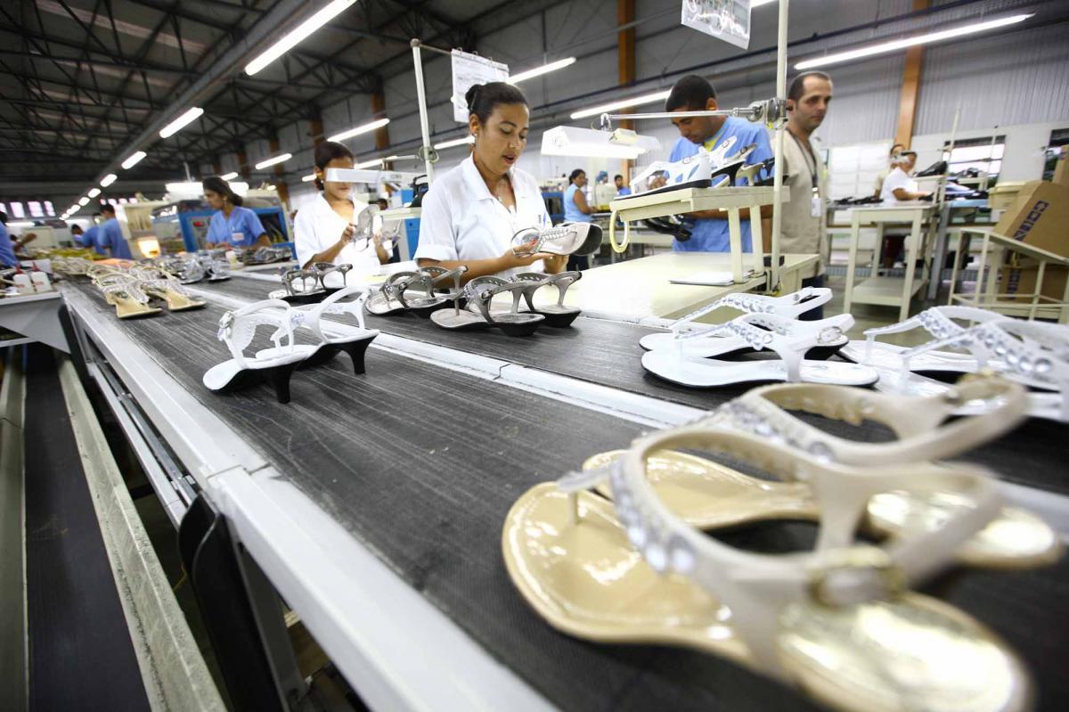 Indústria alavancou o mercado sergipano em setembro. Foto: Arquivo ASN