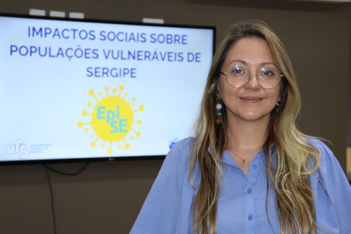 Karyna Sposato ressalta os apontamentos do relatório sobre populações vulneráveis