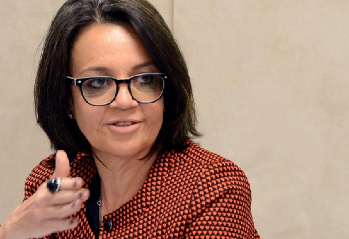 Diretora da ANP, Symone Araújo. Foto: Divulgação