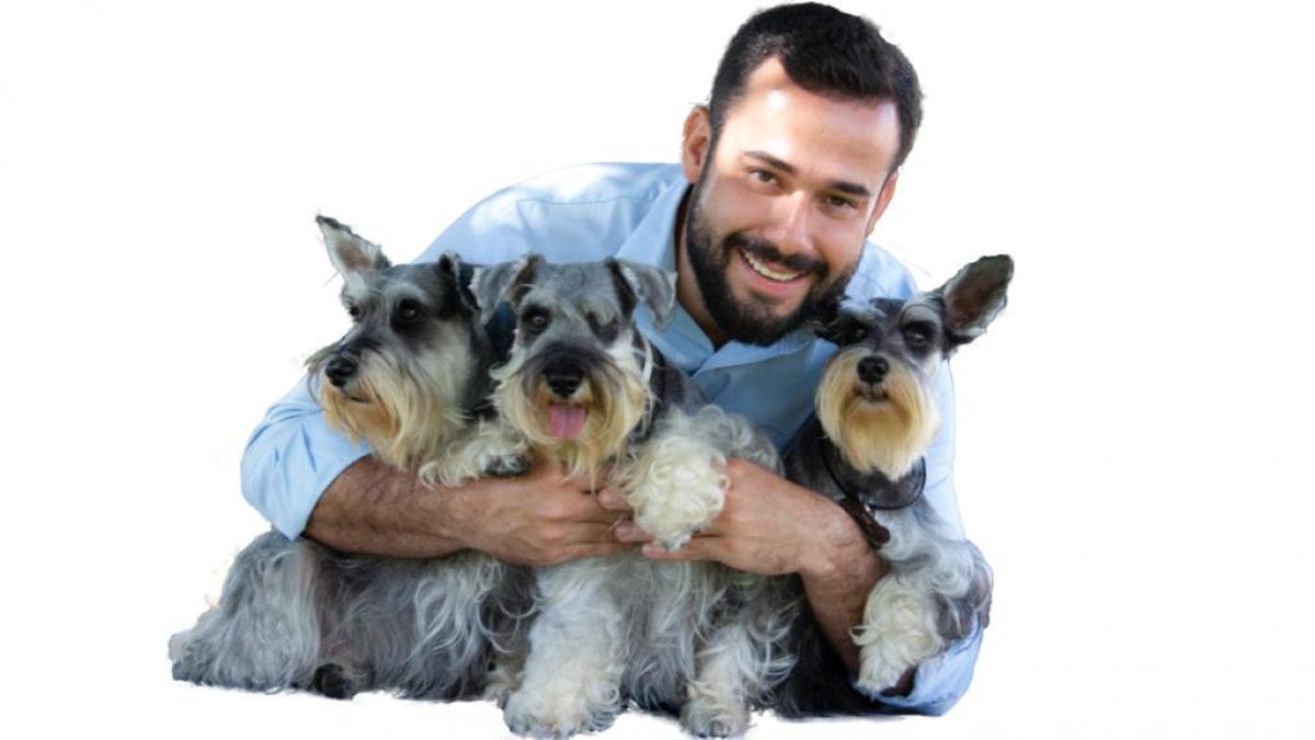 Clímaco: de veterinário a empresário com atuação nacional (acervo pessoal)