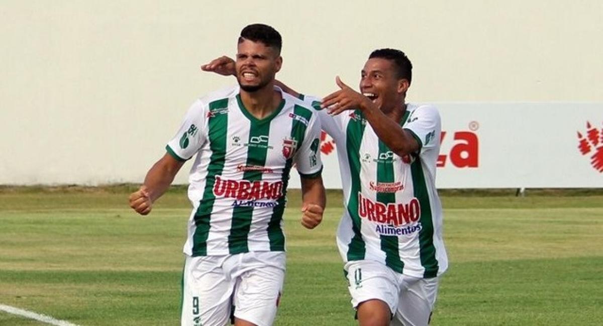Ila e Thiago Santos foram destaques do time na última temporada. Foto: Lagarto/ Divulgação