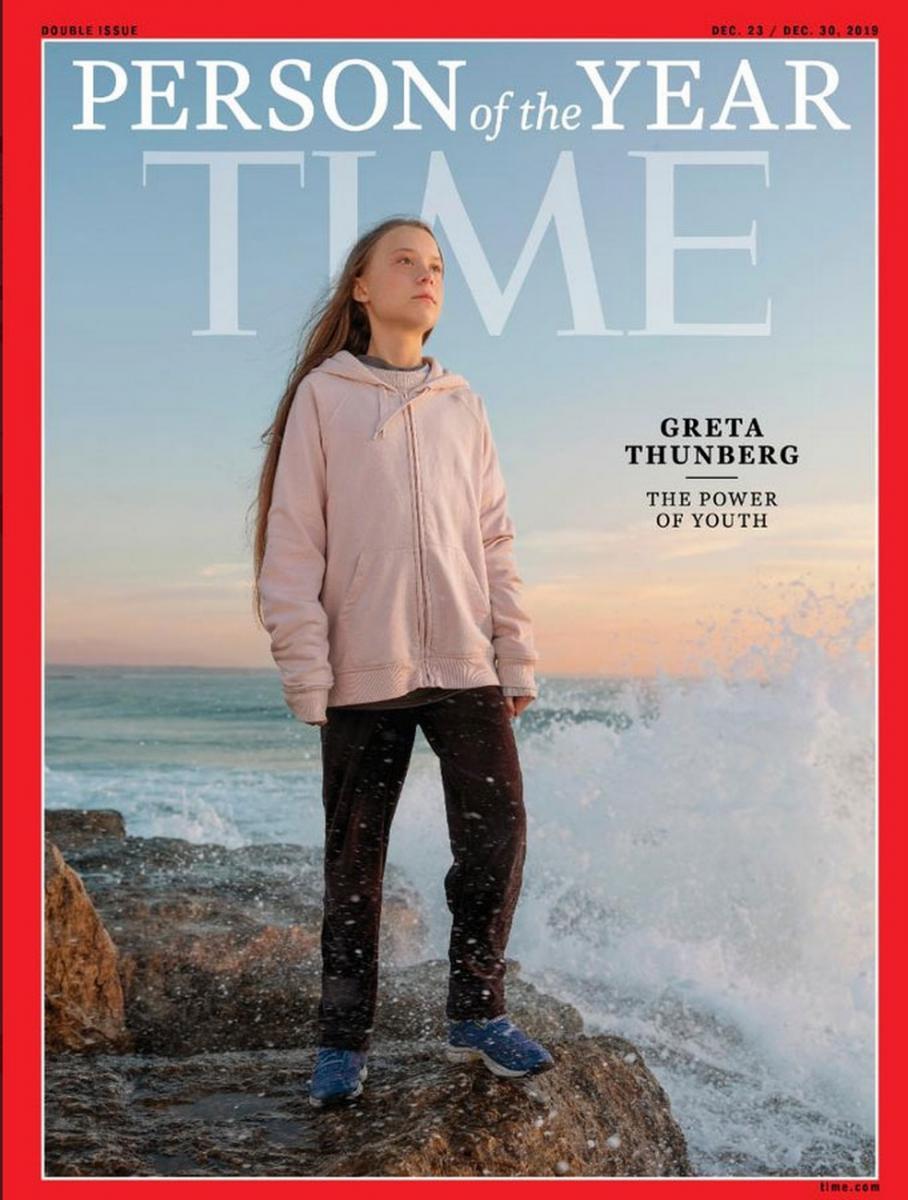 (Foto: Reprodução/Revista Time )