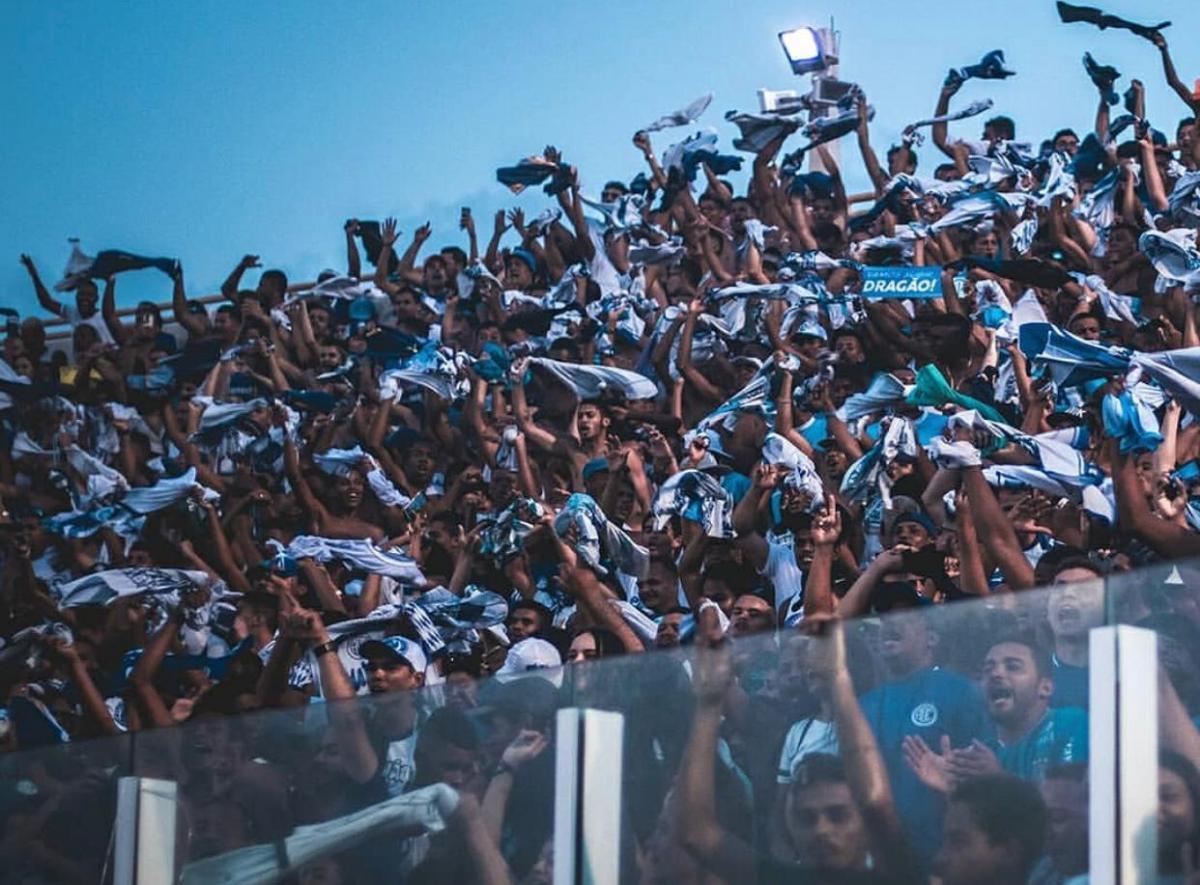 Torcedor proletário deve ajudar mais uma vez o time em campo. Foto: Wendell Rezende/ O Mandacaru