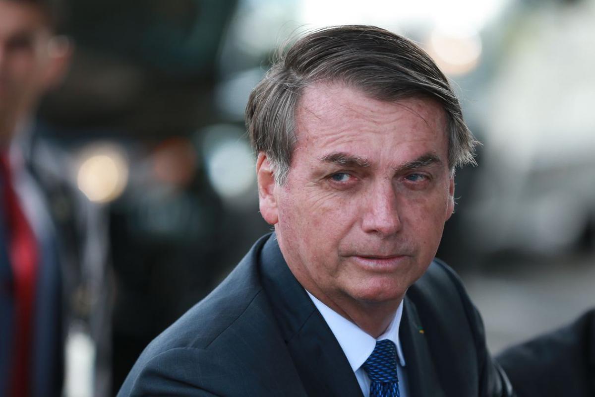 O presidente Bolsonaro deve cumprir agenda em Sergipe. Foto: José Cruz/ABR