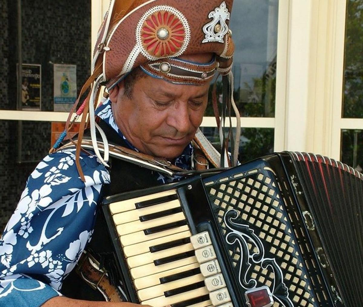 Cultura sergipana perde o músico Edgard do Acordeon. Foto: reprodução Facebook