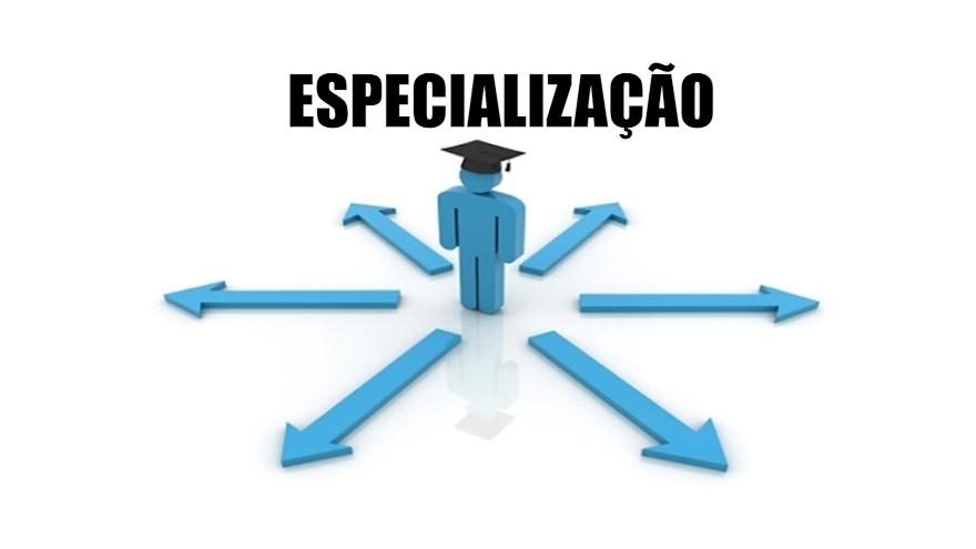 Especialização profissional pode garantir diferencial competitivo