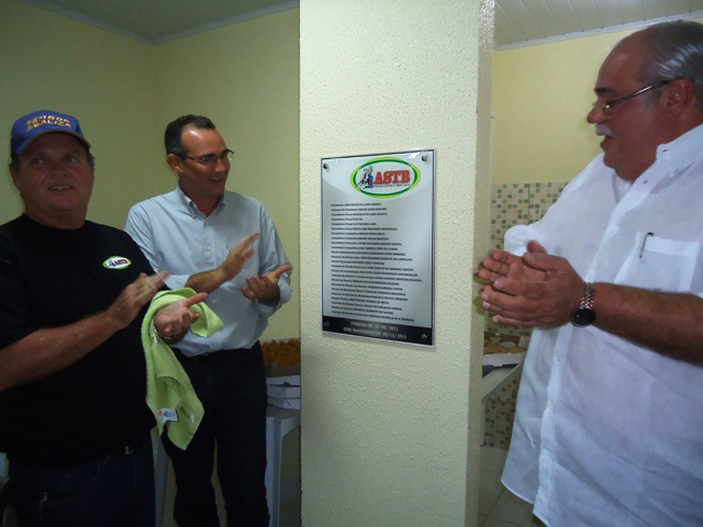 Associação Sergipana de Tambor e Baliza é inaugurada em Sergipe