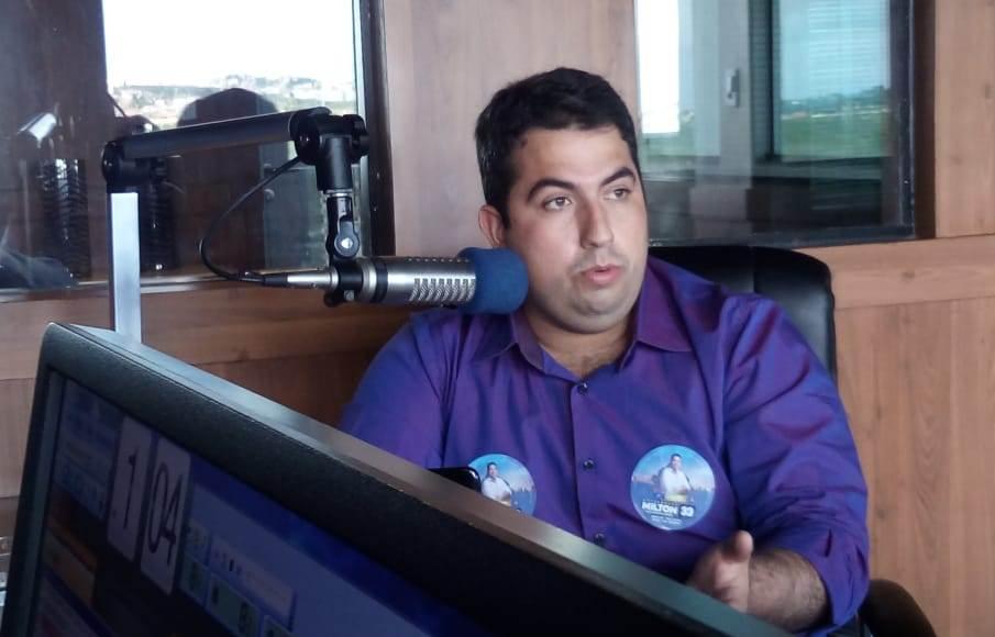 Cassação de Belivaldo é ruim para Sergipe, avalia Milton Andrade