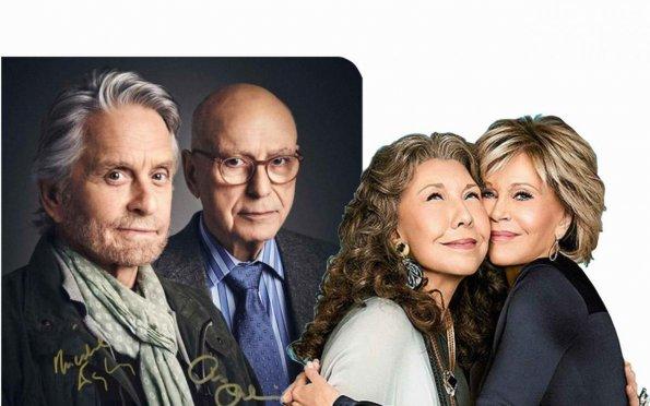 Duas ótimas séries comprovam que idade é um estado de espírito