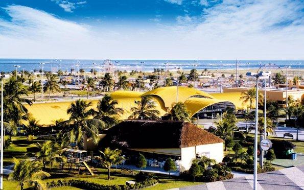 Três points de praia em Aracaju