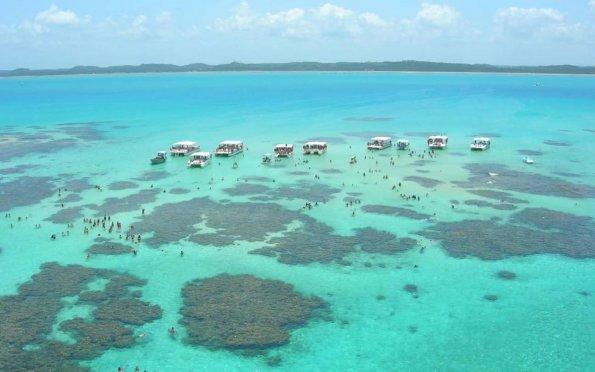 Seis praias para conhecer em Alagoas