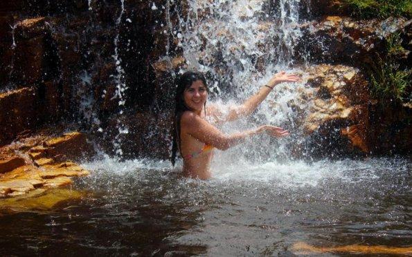 Serra da Miaba: cachoeiras e uma linda vista do alto do Cruzeiro