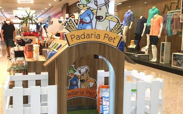 Rede especializada em petiscos e artigos, a Padaria Pet, chega a Aracaju