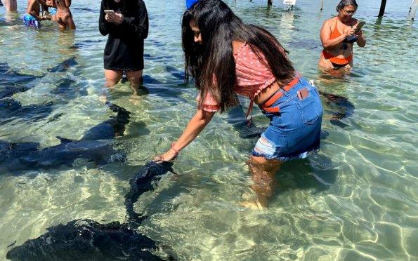 Lagoa dos Tambaquis, um ótimo bate e volta de Aracaju