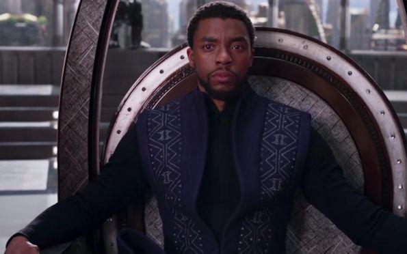 Aos 43 anos, morre Chadwick Boseman, protagonista de Pantera Negra