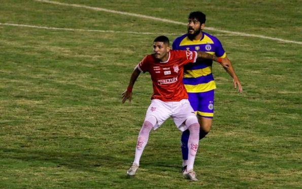 Esquentou: Sergipe vence Freipaulistano com gol de pênalti e é líder