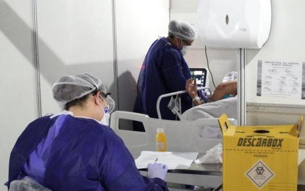 Sergipe tem 1.653 mortes e 65.865 casos confirmados de Covid-19