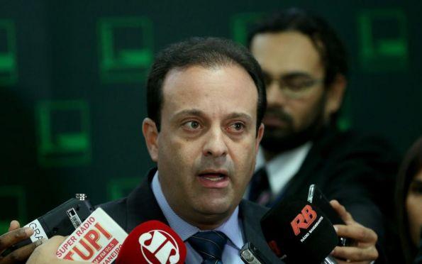 André Moura troca Casa Civil por escritório do governo do RJ em Brasília