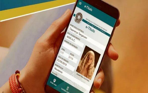Eleitor poderá justificar ausência nas votações pelo celular