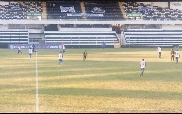 Itabaiana sofre virada, mas empata jogo em 2 a 2 contra o Central