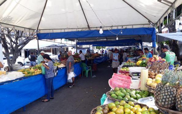 Prefeitura retoma ampliação gradual das feiras livres de Aracaju