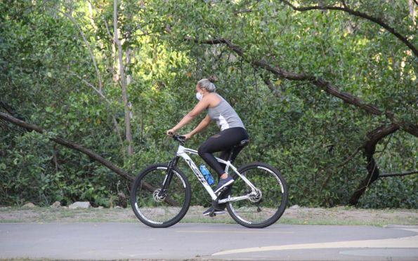 De boa na bike: conheça as opções de ciclovias e ciclofaixas em Aracaju