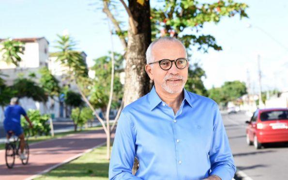 Edvaldo Nogueira assegura implantação da reserva do Poxim em Aracaju