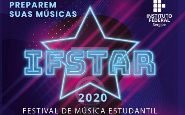 Festival IFStar prorroga inscrições até o dia 30 de outubro