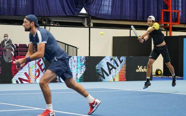 Melo e Kubot se classificam à semifinal de duplas do Aberto de Viena