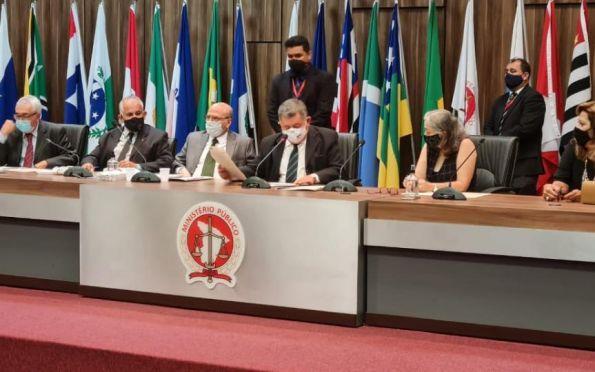 MP de Sergipe forma lista para escolha do novo Procurador-Geral de Justiça