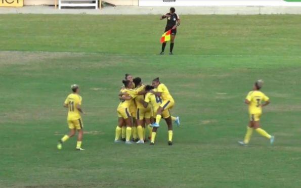 Santos Dumont é goleado pelo Tiradentes (PI) na Série A2 do Brasileiro