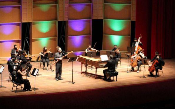 Vivaldi e peças do Romantismo marcam concerto da Orsse na Aperipê