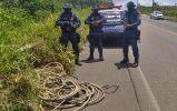 PM prende dupla por suspeita de receptação no município de Salgado