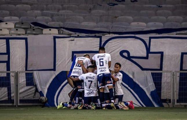 Confiança conquista vitória sofrida por 2 a 1 contra o Cruzeiro no Mineirão