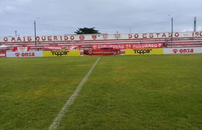 Time do Sergipe deverá realizar pré-temporada no interior do estado