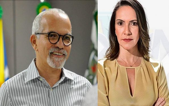 Edvaldo Nogueira e Danielle Garcia disputam 2º turno em Aracaju