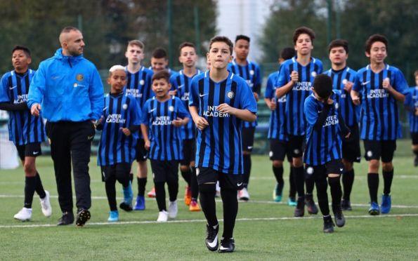Escolinha da Inter de Milão será inaugurada em Aracaju neste sábado