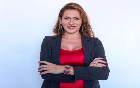 Linda Brasil é a primeira mulher trans eleita vereadora de Aracaju