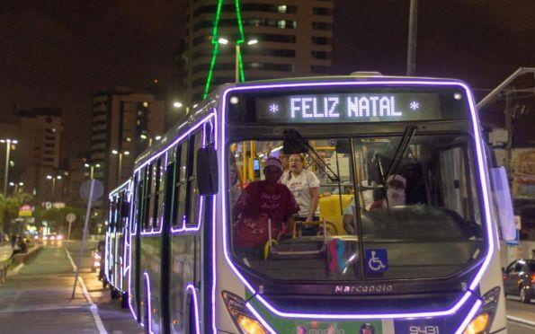 Passeio pela cidade marcará início do Natal com Mobilidade em Aracaju