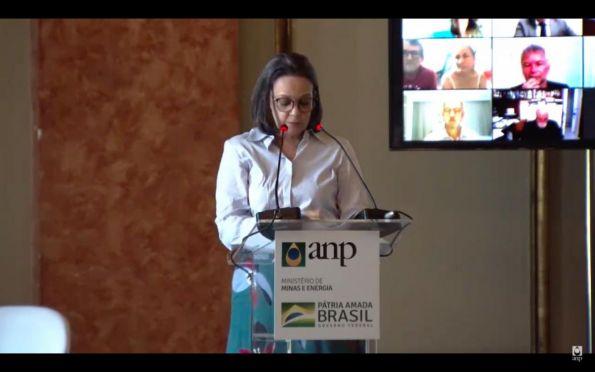 Sergipana Symone Araújo toma posse como diretora da ANP