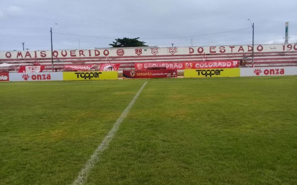 Time do Sergipe deverá realizar pré-temporada no interior do estado