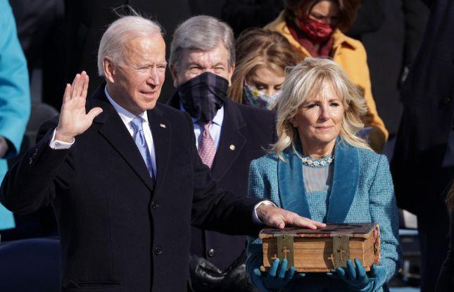 Joe Biden assume a presidência dos EUA: