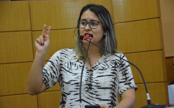 Kitty Lima é a primeira mulher líder da oposição na Alese