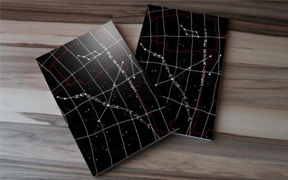 'Na ponta da Galáxia' é o livro de estreia da sergipana Luyne Rodrigues