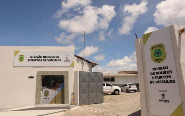 Suspeito de envolvimento emroubo de veículoé preso em Aracaju